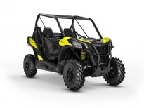 SSV CAN-AM MAVERICK TRAIL DPS 800 2018 DEMO UNIT