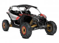 CAN-AM MAVERICK X RS TURBO R 2019 SILVER GOLD