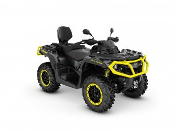 CAN-AM OUTLANDER MAX XT-P 650 T 2020