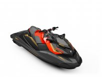 SEA-DOO RXP-X RS 300 2020 Eclipse Black & Lava Red DEMO UNIT