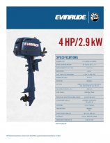 Outboards engines  3.5 - 15HP