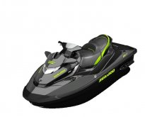 ВОДЕН ДЖЕТ BRP SEA DOO GTX 215 LTD 2015