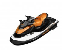 ВОДЕН ДЖЕТ BRP SEA DOO GTX 155 STD S  2015