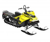 Моторна шейна SKI-DOO SUMMIT X 165 850 E-TEC 2020 Sunbrust Yellow