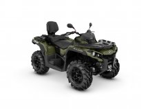 CAN-AM OUTLANDER MAX PRO + 570 T 2020
