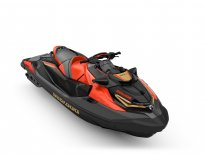 SEA-DOO RXT-X 300 XRS 2020 Eclipse black/Lava red